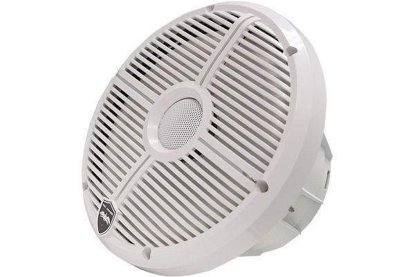 "Large image of Wet Sounds REVO 8 White 8"" 2-Way Marine Speakers - REVO 8-XWW"