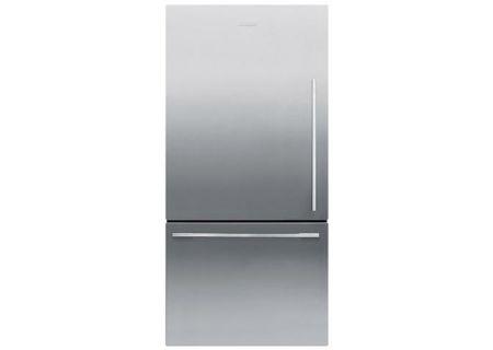 Fisher & Paykel - RF170WDLX5 - Bottom Freezer Refrigerators