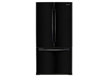 Samsung - RF18HFENBBC - French Door Refrigerators