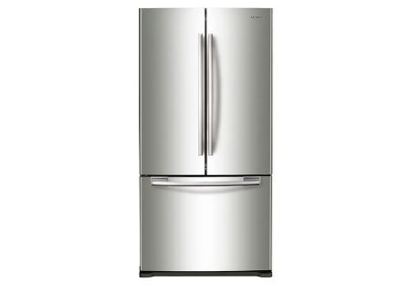 Samsung - RF18HFENBSR - French Door Refrigerators