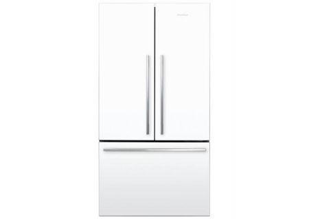 Fisher & Paykel 20.1 Cu. Ft. ActiveSmart Counter Depth French Door Refrigerator  - RF201ADW5