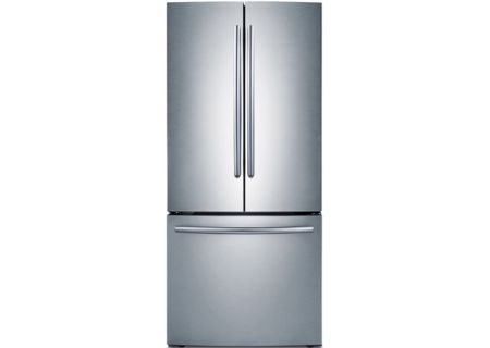 Samsung - RF220NCTASR - French Door Refrigerators