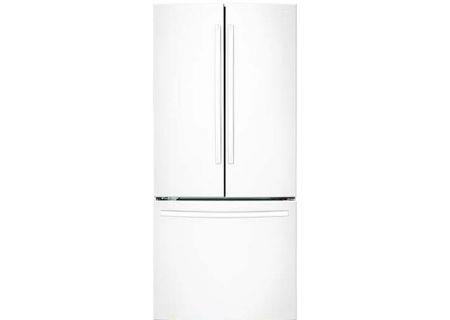 Samsung - RF220NCTAWW - French Door Refrigerators