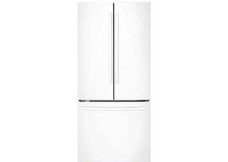 Samsung - RF221NCTAWW - Bottom Freezer Refrigerators
