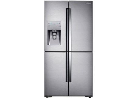Samsung - RF22K9381SR - French Door Refrigerators