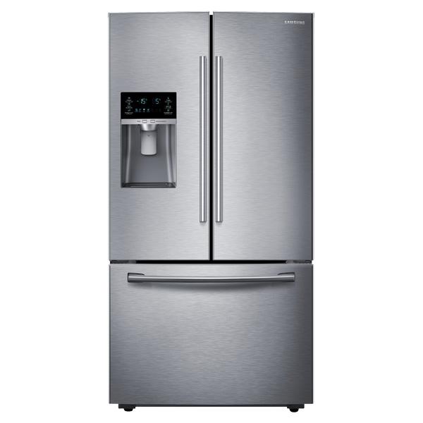 Samsung French Door Counter Refrigerator Rf23hcedbsr Aa
