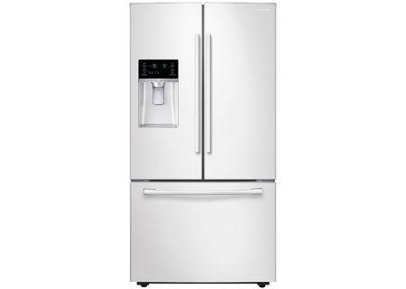 Samsung - RF23HCEDBWW - French Door Refrigerators