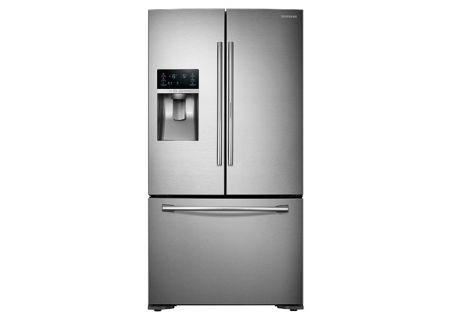 Samsung - RF23HTEDBSR - French Door Refrigerators