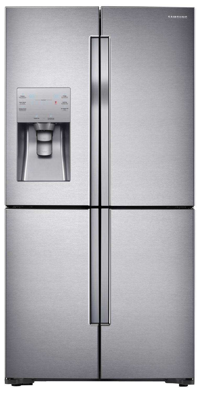 Samsung counter depth french door refrigerator rf23j9011sraa main image rubansaba