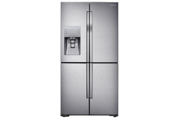 Samsung Stainless Steel French Door Refrigerator - RF23J9011SR