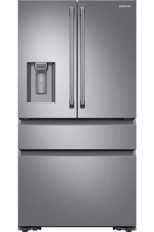 Samsung stainless counter depth rf23m8090sr samsung rf23m8090sr french door refrigerators rubansaba