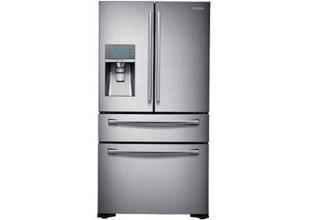 Samsung - RF24FSEDBSR/AA - Counter Depth Refrigerators