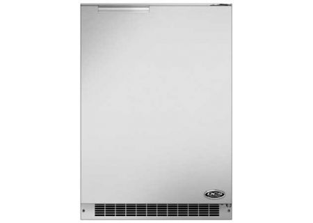 """DCS 24"""" Stainless Steel Outdoor Refrigerator - RF24RE3"""