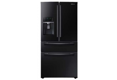 Samsung - RF25HMEDBBCAA - Bottom Freezer Refrigerators