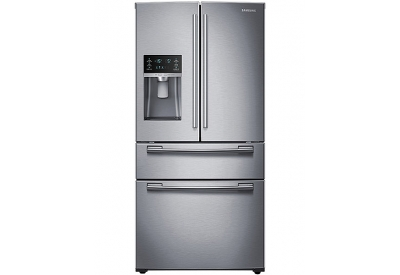 Samsung - RF25HMEDBSR/AA - Bottom Freezer Refrigerators