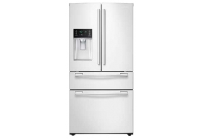 Samsung - RF25HMEDBWW - French Door Refrigerators