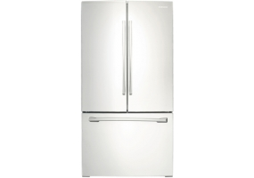 Samsung - RF261BEAEWW - Bottom Freezer Refrigerators