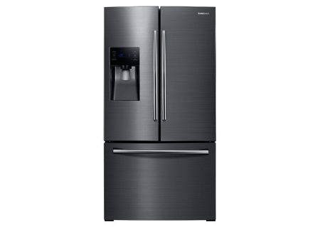 Samsung - RF263BEAESG/AA - French Door Refrigerators