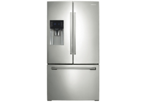 Samsung - RF263BESR - Bottom Freezer Refrigerators