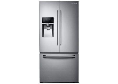 Samsung Stainless Steel French Door Refrigerator - RF26J7500SR