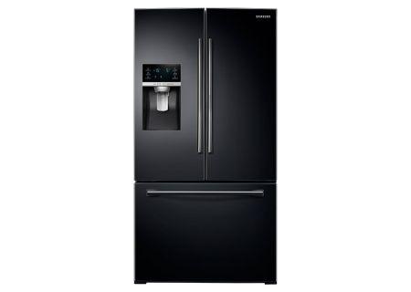 Samsung - RF28HDEDPBC - French Door Refrigerators