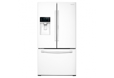 Samsung - RF28HDEDPWW - French Door Refrigerators