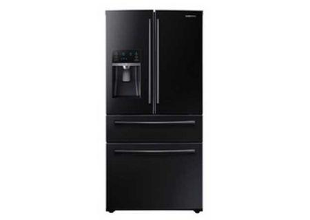 Samsung - RF28HMEDBBC - French Door Refrigerators