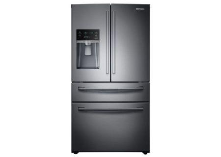 Samsung - RF28HMEDBSG - French Door Refrigerators