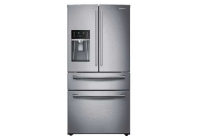 Samsung - RF28HMEDBSRAA - Bottom Freezer Refrigerators