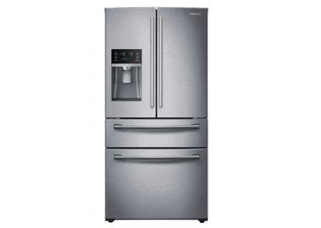 Samsung - RF28HMEDBSR - French Door Refrigerators