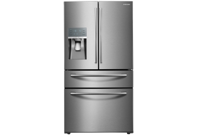 Samsung - RF28JBEDBSR/AA - French Door Refrigerators