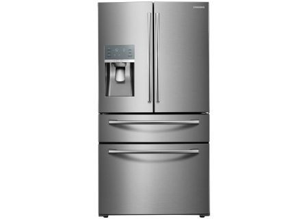 Samsung - RF28JBEDBSR/AA - French Door Refrigerators