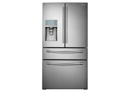 Samsung - RF30HBEDBSR - French Door Refrigerators