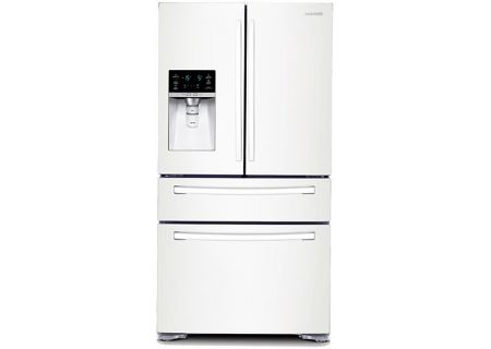Samsung - RF31FMEDBWW/AA - Bottom Freezer Refrigerators