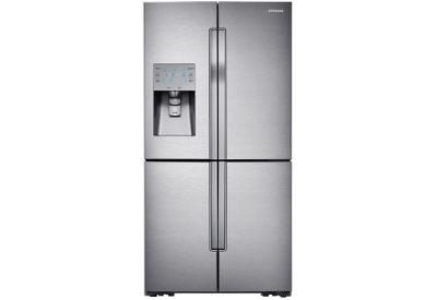 Samsung - RF32FMQDBSRAA - Bottom Freezer Refrigerators