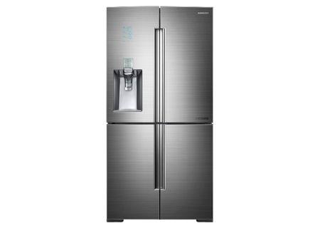 Samsung - RF34H9950S4 - French Door Refrigerators