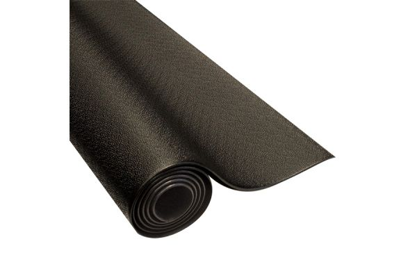 Large image of Body-Solid Black Treadmat By Supermat - RF36T