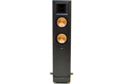 Klipsch - RF-62 II BLACK - Floor Standing Speakers