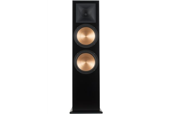 Large image of Klipsch Reference RF-7 III Black Ash Floorstanding Speaker (Each) - 1064559
