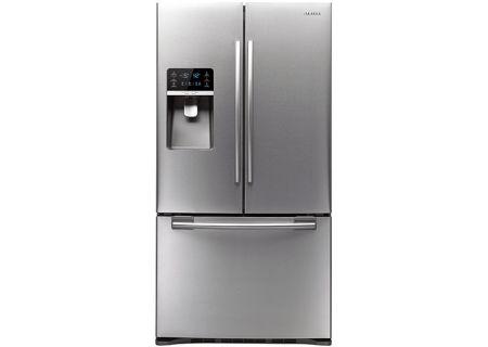 Samsung - RFG296HDRS - Bottom Freezer Refrigerators