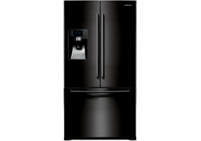 Samsung - RFG297HDBP - Bottom Freezer Refrigerators