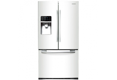 Samsung - RFG297HDWP - Bottom Freezer Refrigerators