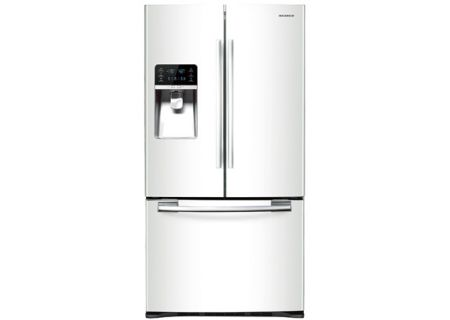 Samsung - RFG297HDWP - Bottom Freezer Refrigerators