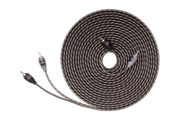 Rockford Fosgate Premium 16 Ft. Dual Twist Signal Cable - RFIT16