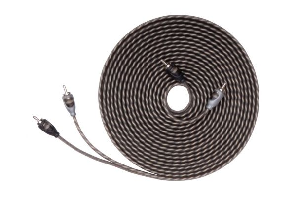 Large image of Rockford Fosgate Premium 16 Ft. Dual Twist Signal Cable - RFIT16