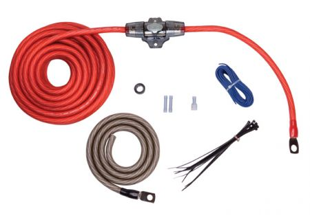Rockford Fosgate - RFK4 - Car Audio Cables & Connections
