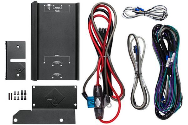 Large image of RockFord Fosgate 1998-2013 Harley-Davidson Amplifier Installation Kit - RFKHD9813