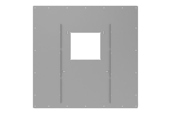 Large image of Thermador Roof Mounting Plate - RFPLT1000P