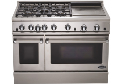 DCS - RGT-485GD-N - Gas Ranges