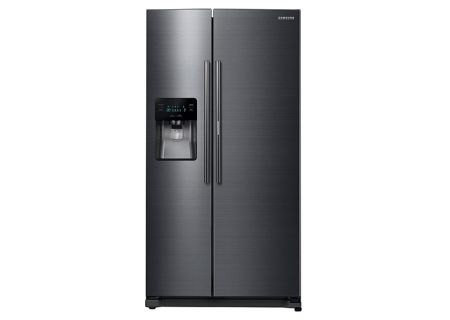 Samsung - RH25H5611SG - Side-by-Side Refrigerators